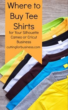 Where to buy tee shirts for your Silhouette Cameo or Cricut crafting or small business - by cuttingforbusines. cricut stuff Where to buy tee shirts for your Silhouette Cameo or Cricut crafting or small business - by cuttingforbusines. Just In Case, Just For You, Printer, Circuit Projects, Circuit Crafts, Cricut Tutorials, Tips & Tricks, Silhouette Machine, Silhouette Cameo Shirt