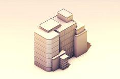 http://www.behance.net/gallery/Low-Poly-Isometrics/2581967