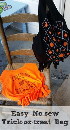 easy no sew homemade halloween costumes