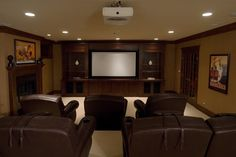 ** Home theater