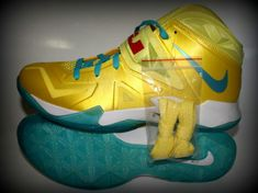 71a847c131b Nike Zoom Soldier 7 Sonic Yellow