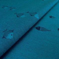 Didymos Mystic Fish, Woven Wrap, Didymos, Little Zen One