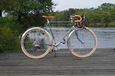 Randonneur Collaboration, Charles River by Lovely Bicycle!, via Flickr