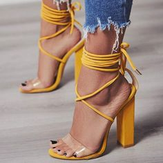 Instant Love https://www.myshoebazar.com/shoes/amped-up-suede-lace-up-heel/
