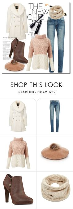 """""""Winter Set #2"""" by fabulous-designs ❤ liked on Polyvore featuring Yves Saint Laurent, Miss Selfridge, Collection XIIX, Nine West, Helmut Lang and winterfashion"""