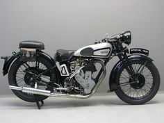"Norton 1931 model 16 H ""Special"" 490 cc sv converted into OHV single frame 3151 engine# 49648 Norton Motorcycle, Motorcycle Images, Moto Bike, Antique Motorcycles, British Motorcycles, Cars And Motorcycles, Monet Goyon, Sr500, Motorcycle Wallpaper"