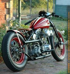 Shovelhead | Bobber Inspiration - Bobbers and Custom Motorcycles | shotbike August 2014