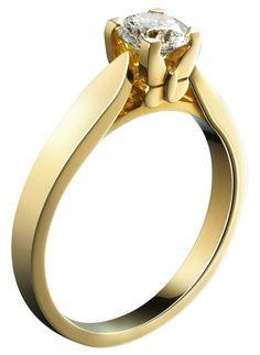 wedding rings Butterfly prongs