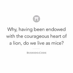 "I was asked the above question by Brendon Burchard in his powerful book ""The Motivation Manifesto"". Below is the first paragraph from the book which really resonated with me: Why having been endowed with the courageous heart of a lion do we live as mice? We must look squarely into our own tired eyes and examine why we waste so much time sniffing at every distraction why we cower at the thought of revealing our true selves to the world why we scurry so quickly from conflict and why we consent…"
