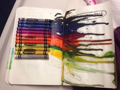 Wrecked my journal!