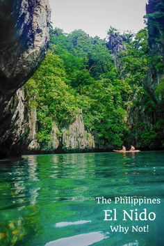 The Philippines, El Nido.  Why Wouldn't You Want to Visit?