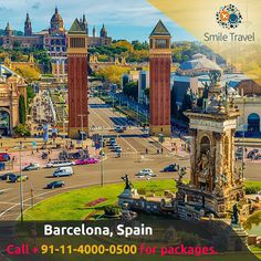 Feel like a picnic? Look no further and book your exclusive trip to Bracelona, hop on some local delicacies, visit the Gaudi's masterpiece (that is always under construction), witness the most preserved Gothic Quarter here, and what not! Barcelona has a blend of Catalan culture, unique architecture, happening night life, and remarkable hospitality.   #Best of Barcelona #Spain