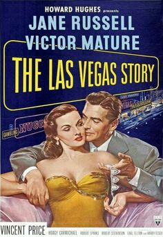 The Las Vegas Story (1952) Jane Russell, Victor Mature, Vincent Price