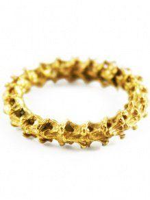#notjustalabel.com        #ring                     #Gold #Spine #Ring #JUST #LABEL                     Gold Spine Ring | NOT JUST A LABEL                                            http://www.seapai.com/product.aspx?PID=991996
