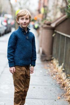 Wyatt knitting pattern