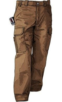 Cool Tools – Duluth Firehose Work Pants and Suspenders - i want to replace my dockers cargo pants with these