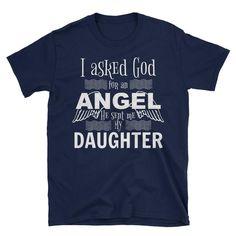 Angel Daughter Unisex T-Shirt
