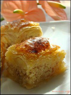 Turkish Recipes, Ethnic Recipes, Arabic Food, Turkish Delight, Baked Potato, Yogurt, Tart, French Toast, Turkey