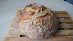 Rozskenyér dagasztás nélkül Sin Gluten, Bread, Food, Decor, Breads, Glutenfree, Gluten Free, Decoration, Brot