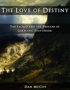 "The Love of Destiny ...argues that many of the most taken-for-granted ideas in the modern world, such as the dichotomy between ""good"" and ""evil"" and the ""objective"" and the ""subjective,"" frame their topics in counterproductive, monotheistic ways, and shows how Germanic polytheism offers compelling alternatives that are truly ""outside the box."" Ultimately, it evokes a way of engaging with the more-than-human world that honors our inescapable and awe-inspiring entanglement within it."