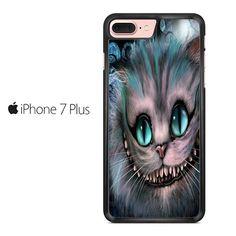 Disney Alice In Wonderland Cheshire Cat Smile Iphone 7 Plus Case