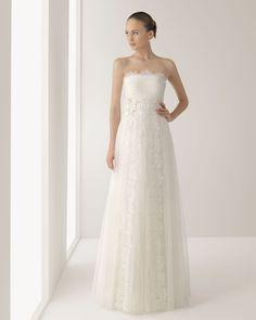 116 Jonico - Soft - Vestido de Noiva - Rosa Clará