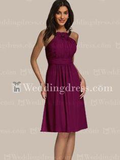 bridesmaid dresses online_Lipstick/Black
