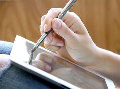 Brush Stylus to paint on iPad