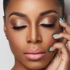Super Bridal Makeup Dark Skin Brides Ideas Super Braut Make-up dunkle Haut Bräute Ideen Makeup Inspo, Makeup Inspiration, Makeup Tips, Makeup Ideas, Makeup Trends, Makeup Style, Makeup Tutorials, Makeup Jokes, Style Inspiration