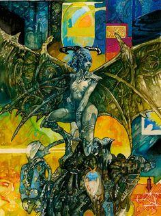 Heresy 2, Richard Kane Ferguson