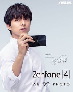 Gong Yoo as ZenFone Brand Ambassador in Asia Pacific Region Taiwan, Goong Yoo, Korean Military, Yoo Gong, Dane Dehaan, Kyung Hee, Instagram Fashion, Instagram Posts, Style Instagram