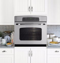Wall Ovens 71318: Ge® 30 Built-In Single Wall Oven Stainless Steel Jtp70spss -> BUY IT NOW ONLY: $1099.99 on eBay!