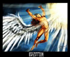Cool. Led Zeppelin