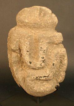 Figura antropomorfa, Huetar, Costa Rica. 1000- 1500 d.c