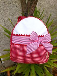 Bordaymás Complementos Infantiles | Sacos personalizados,bolsos de maternidad,mochilas infantiles..: Mochila infantil con nuevo plastificado