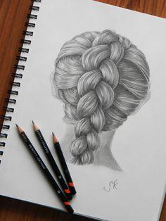 Hair Practice 2 by DrKnowles.deviantart.com on @deviantART