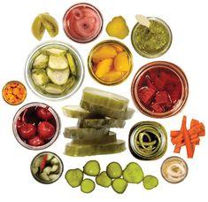 Artisinal condiments