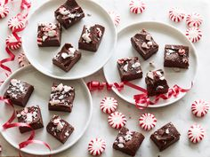 Quick and Easy Peppermint Fudge recipe from Ree Drummond via Food Network