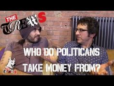 Who Do Politicians Take Money From? Russell Brand The Trews (E227) -http://goo.gl/5LKi9R