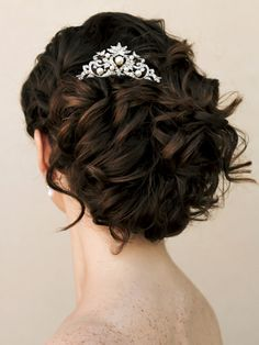 Bridal Hair Combs and Clips by Hair Comes the Bride - Hair Comes the Bride Bridal Hair Accessories & Headpieces, Wedding Jewelry, Hair & Makeup