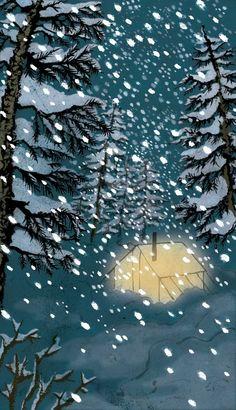 Yuko Shimizu for OUTDOOR LIFE Snowbound!