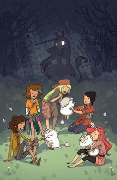 Lumberjanes 14
