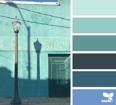{ color view } image via: @emilycontephotography #colorpalette #color #palette #pallet #colour #colourpalette #design #seeds #designseeds