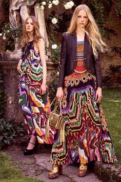 Roberto Cavalli Resort 2017 Fashion Show