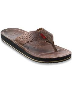 Tommy Bahama, he loves these! Flip Flop Slippers, Flip Flop Shoes, Men Sandals, Leather Sandals, Gents Slippers, Sock Shoes, Men's Shoes, Beach Feet, Big And Tall Outfits