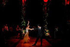 First dance Villa Balbianello