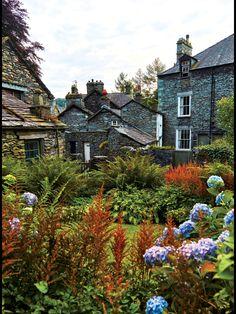 Village of Grasmere, Lake District
