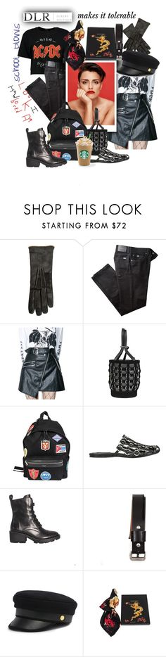 """""""use promocode DLR15"""" by caroline-buster-brown ❤ liked on Polyvore featuring Borbonese, BRAX, Disturbia, White Label, Alexander Wang, Yves Saint Laurent, Kendall + Kylie, Henri Bendel and Valentino"""