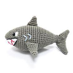 Shark Dog Toy | PupLife Designer Dog Supplies