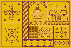 Mosaico Marocco / Mudec Junior on Behance
